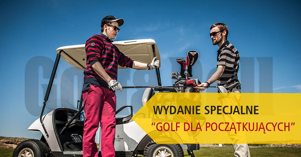 Golf dla poczatkujących, nauka gry w golfa - bezpłatny poradnik